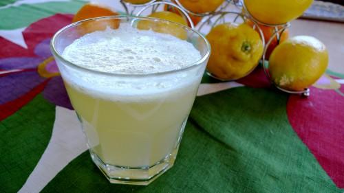 Citronu limonāde