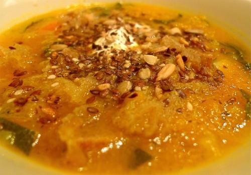 Ķirbju zupa