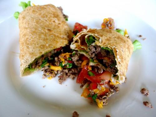 Burrito jeb meksikāņu vīstoklis