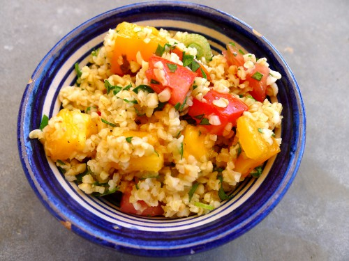 Tabūle (tabbouleh)