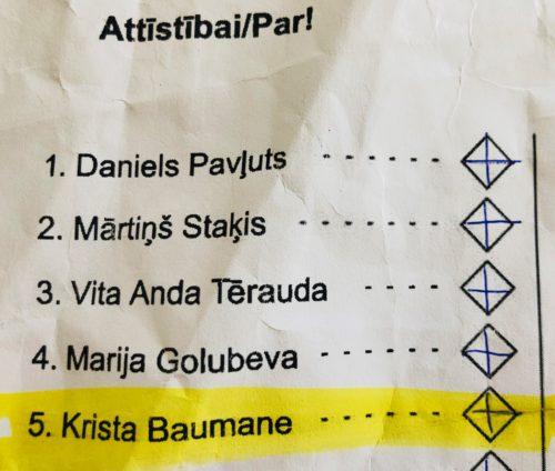 Kāpēc kandidēju uz Saeimu un ko gribu tur izdarīt*